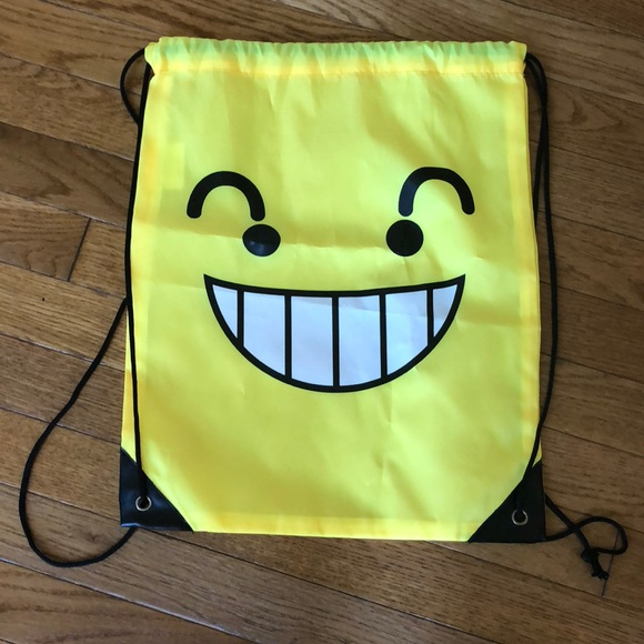 Other - 🌻🌻Kids reusable string drawstring backpack. NEW